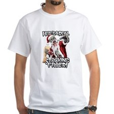 Zombie Santa Stocking Filler Shirt