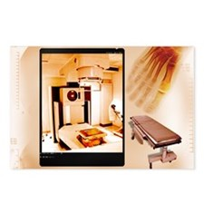 X-ray machine, composite - Postcards (Pk of 8)