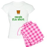Irish Flu Shot pajamas
