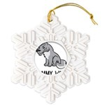 Australian Cattle Dog Large Square Pet Tag