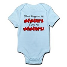 What Happens At Memeres Infant Bodysuit