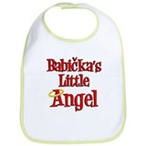 Babickas Little Angel Bib