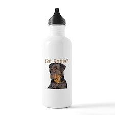 Cute Canine Sports Water Bottle