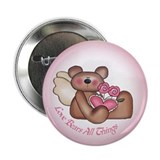 "Love Bears All Angel 2.25"" Button (10 pack)"