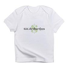 Tax deduction Infant T-Shirt