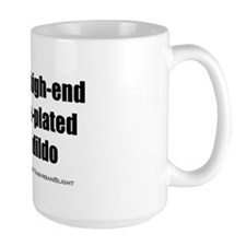 """Love High-End Dildo"" Mug"