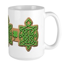Large Celtic Turtles Coffee Mug