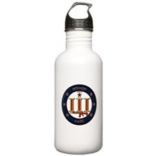 Come and Take It! (Blue and Orange) Water Bottle