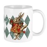 white-rabbit-vintage_mug.png Coffee Mug