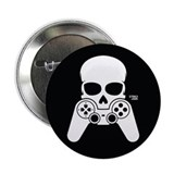 Skull & Joystick Button
