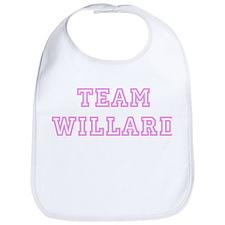 Pink team Willard Bib