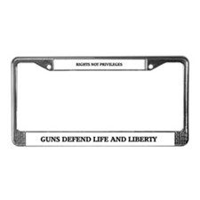 Guns Defend Life and Liberty