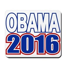 Obama 2016 Mousepad