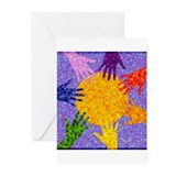 Unique Bright sun Greeting Cards (Pk of 20)