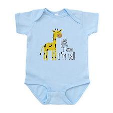 Im Tall Infant Bodysuit