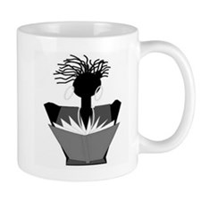 Cute Black woman Mug