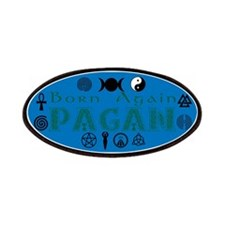 Born Again Pagan Patches