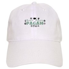 Born Again Pagan Baseball Cap