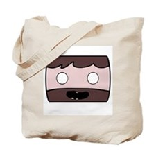 Minecraft Man Tote Bag