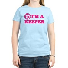 soccer-im-a-keeper T-Shirt