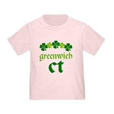 Greenwich Connecticut Irish T