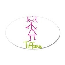 Tiffany-cute-stick-girl.png Wall Decal