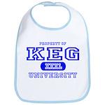 Keg University Property Bib