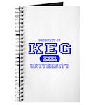 Keg University Property Journal