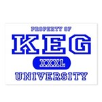 Keg University Property Postcards (Package of 8)
