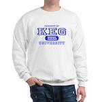 Keg University Property Sweatshirt