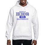 Keg University Property Hooded Sweatshirt