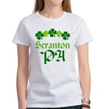 Scranton Pennsylvania Irish Tee