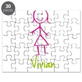 Vivian-cute-stick-girl.png Puzzle