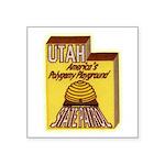 Utah State Patrol Polygamy Playground Square Stick