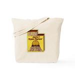 Utah State Patrol Polygamy Playground Tote Bag