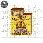 Utah State Patrol Polygamy Playground Puzzle