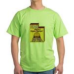 Utah State Patrol Polygamy Playground Green T-Shir
