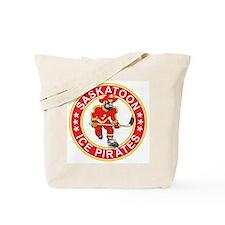 Saskatoon Ice Pirates Tote Bag