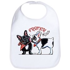 French Kiss Bib