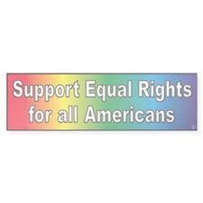 Support Equal Rights for all Americans