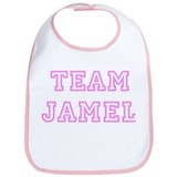 Pink team Jamel Bib
