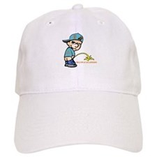 Piss on MS Baseball Cap