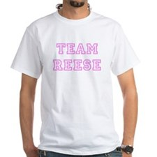 Pink team Reese Shirt