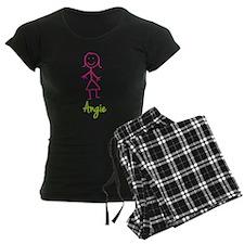Angie-cute-stick-girl.png Pajamas