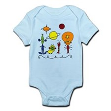 Out of This World Infant Bodysuit