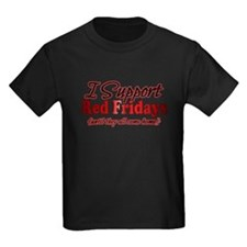 I support Red Fridays T