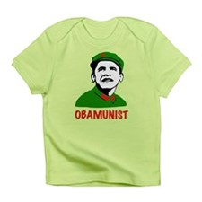 Obamunist Communist Republican Shirt Infant T-Shir