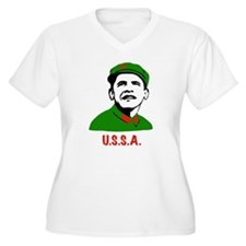 USSA Communist Obama Republican T-Shirt