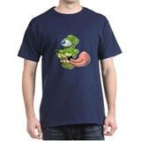 Green Cyclops Monster T-Shirt
