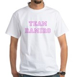 Pink team Ramiro Shirt